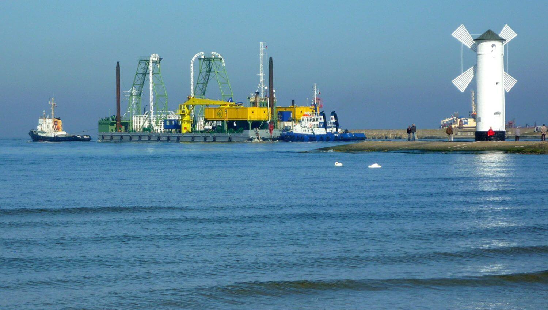 Poltramp Yard Oceanteam Installer