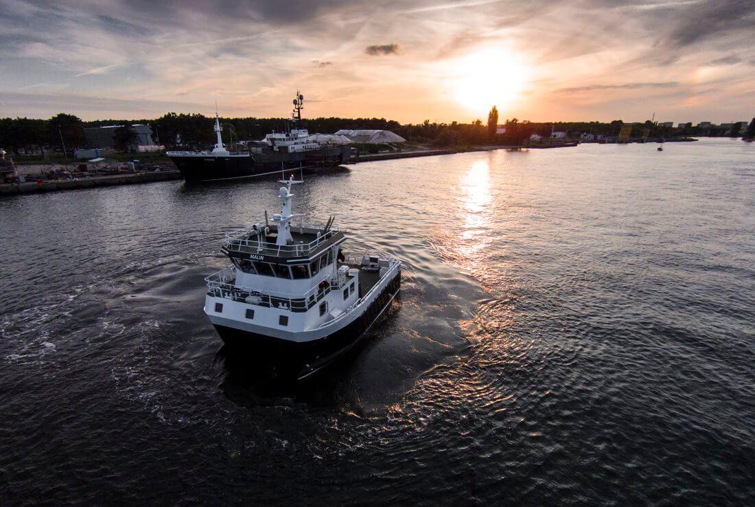Poltramp Yard Catamaran / Workboat type 159A FOR SALE
